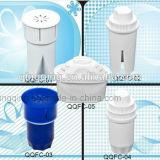 Jarro diário novo do filtro de água de B alcalino