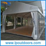 Tenda di legno di evento della tenda foranea del partito della pavimentazione del blocco per grafici di alluminio esterno