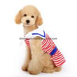 Vestiti nautici dell'animale domestico del vestito dal cane della banda