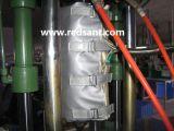 Cobertura isolante à prova de fogo, isolação energy-saving para a injeção, extrusão, máquinas de molde do sopro
