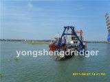 De kleine Baggermachine van het Zand (ys-CDD 2008)