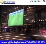 Placa video ao ar livre do diodo emissor de luz de P6 SMD para estádio fixo