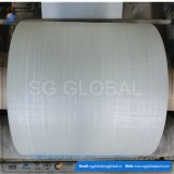 De Witte Tubulaire Geweven Stof van uitstekende kwaliteit van pp met UV