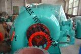 Turbina idroelettrica di tipo Francis dell'acqua & del generatore