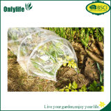 Serre chaude nette de tunnel de film de polycarbonate de jardin de PVC d'Onlylife