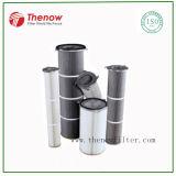 Всеобщие плиссированные фильтры патрона сборника пыли для различного применения
