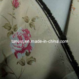 100% Polyester Blackout Satin Printing Fabric for Curtain