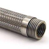 Aislante de tubo flexible del metal del acero inoxidable de la alta calidad