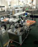 China hizo la máquina de etiquetado automática de la etiqueta engomada de la botella redonda