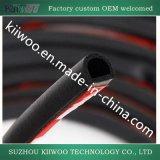 Striscia della guarnizione della gomma di silicone EPDM con l'adesivo di 3m per l'automobile
