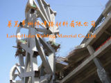 Максимум продуктов изготавливания увидел башню ветра моста потока заварки Sj101g