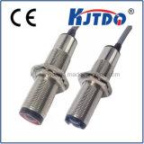 Personalizado Hot Sale 10-36VDC M12 e M18 Foto difuso Sensor com PE