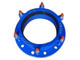 Adaptateurs à bride rapide pour tuyaux en polyéthylène en PVC