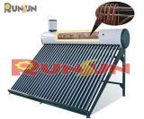 Vertrag vorgewärmter Solarwarmwasserbereiter