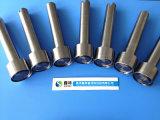 Dados de sacador consolidados de acero de la prensa de la tablilla del carburo para las tapas