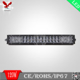 21.5 Duim 120W 5D LED Light Bar voor off-Road
