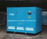 Compresseur économiseur d'énergie refroidi par air rotatoire de basse pression (KF160L-4 INV)