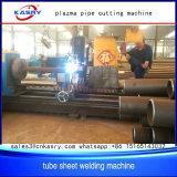 De Scherpe Machine van het Plasma van de Buis van de Sectie van het Vakje van het roestvrij staal