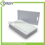 cartão grosso da parte superior RFID t5577 da proximidade de 125kHz RFID