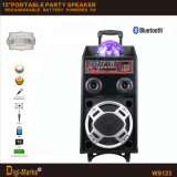 Portenergie DJ der Chramatic Lampe Bluetooth Batterie-USB/SD Party Lautsprecher