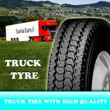 Pneu radial 11r22.5 do caminhão do pneumático do caminhão da alta qualidade