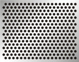 Гальванизированная стальная Perforated сетка металла