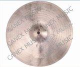 Cymbales/cymbales réglées de tambour/cymbales de bande/accessoires réglés de tambour