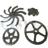非鉄の鋳造の部品