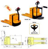 Camion de palette électrique actionné (PT20S)