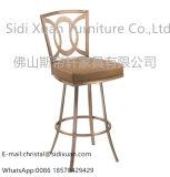 [بو] حديثة يتعشّى كرسي تثبيت في رماديّة و [ستينلسّ ستيل فرم] لأنّ أثاث لازم بينيّة