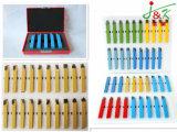 Herramientas bronceadas del carburo / herramientas de torneado / herramientas de corte del metal 11PCS fija