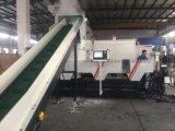 Il PLC gestisce l'espulsore di plastica e la plastica di granulazione che pelletizzano riciclando la macchina