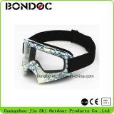 Óculos de proteção flexíveis de venda quentes do motocross do frame de TPU