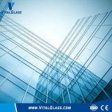 Het omheinen van Hol Glas/het Aangemaakte Gelamineerde Gekleurde Weerspiegelende Glas van de Bouw met Ce