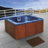 4 de Tuin AcrylOutdoor Hot Aqua SPA van 5 Persoon