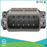 вставка 250V/16A разъема компактного размера 10p сверхмощная