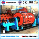 Máquina rígida del cable de la encalladura para la base de cobre y de aluminio del cable