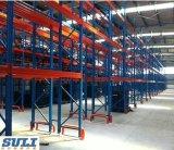 Crémaillères lourdes solides approuvées de palette d'entrepôt de GV