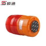 Lte-5088 Amber Mini flashing LED Rotating Strobe Lights