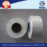 fio de nylon Semi maçante cru do filamento do branco de 30d/12f China