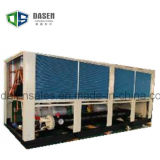 refrigeratore della vite raffreddato aria industriale 602kw con il ripristino di calore
