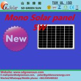 модуль 18V 5W Mono солнечный для малой системы 12V