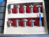 Cortadora plástica de madera de la cortadora