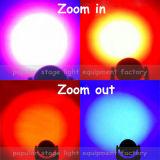 ПРОФЕССИОНАЛЬНЫЙ свет сигнала СИД квада 7PCS 40W освещения этапа Moving головной