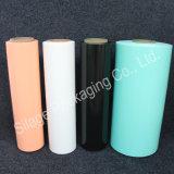 Película colorida de LLDPE, 500mm*25mic*1800m, manufatura da fábrica diretamente