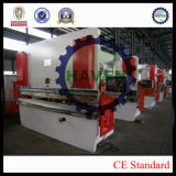 Freio da imprensa hidráulica de WC67Y, máquina do freio da imprensa hidráulica, máquina de dobra da placa