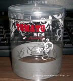 주문 Clear Tube 및 Cylinder Packaging