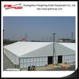ألومنيوم إطار بنية خيمة [15إكس20م] حجم مع سقف بطانة وستار