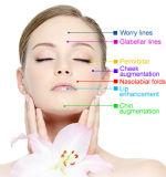 Enchimento facial do ácido hialurónico de Singfiller do Ce para remover os enrugamentos