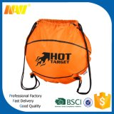 Nylon Soccer Drawstring Back Bag
